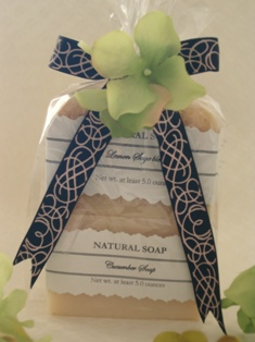 2 bar soap gift pack
